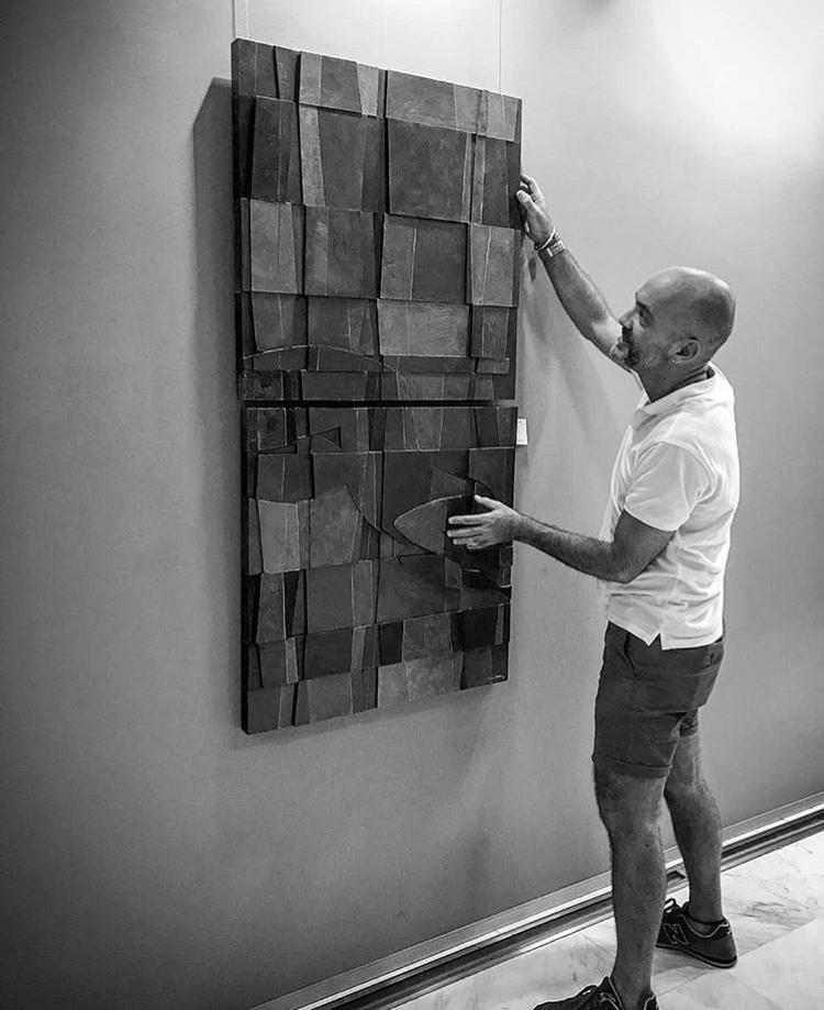 "Muestra ""Entre pieles"", Juan Niubo – Barcelona"